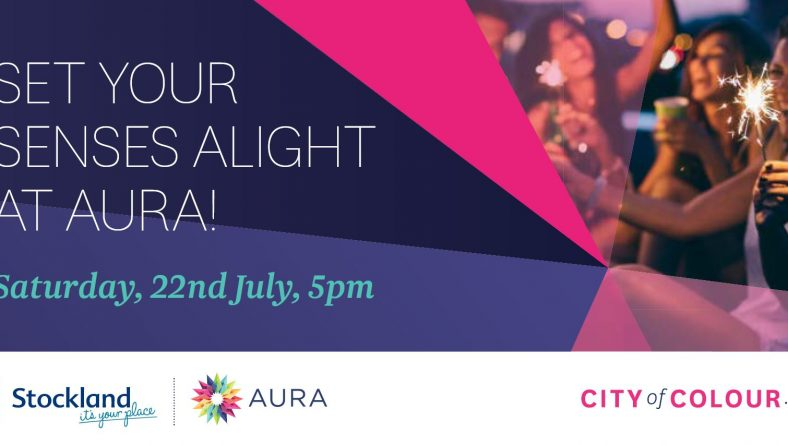 Aura Display Village Official Opening – 22nd July 2017