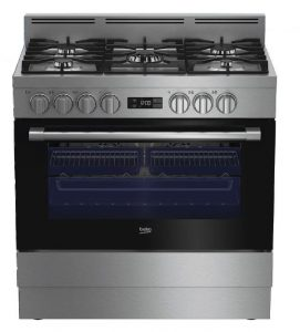 90cm-Upright-Cooker-Beko-BFC916GMX-271x300 Sales Promotion - Luxe For Free